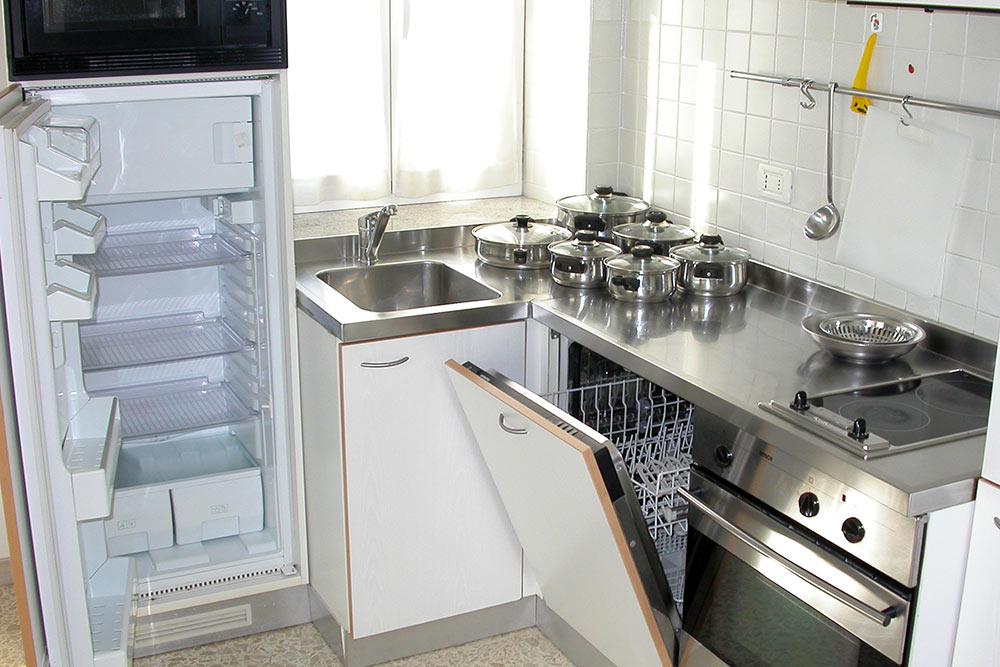 Residence_Alexander_Bilocale_Cucina