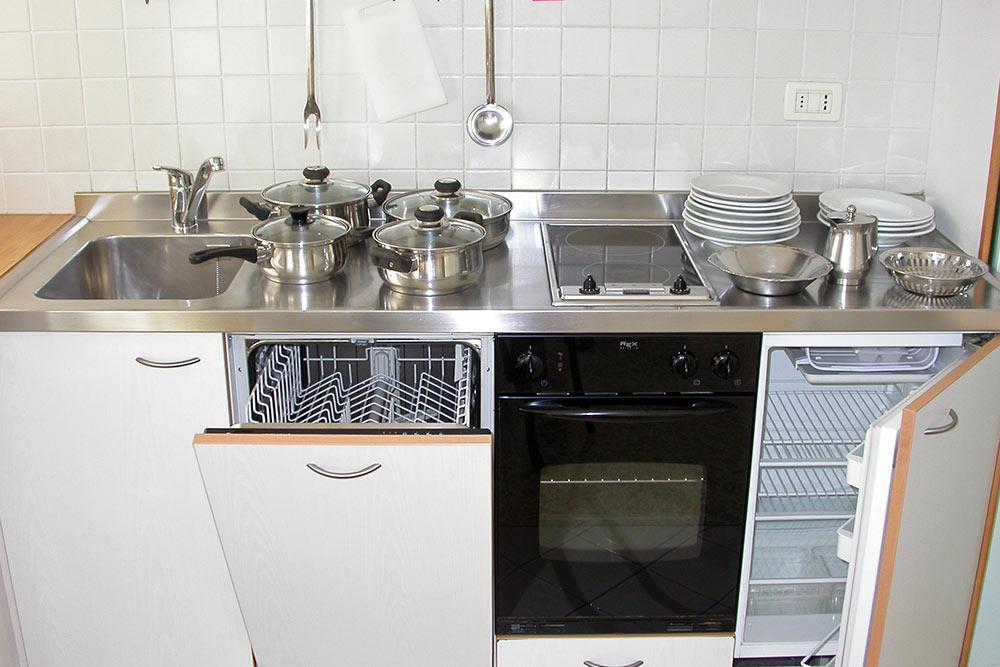 Residence_Alexander_Monolocale_Cucina